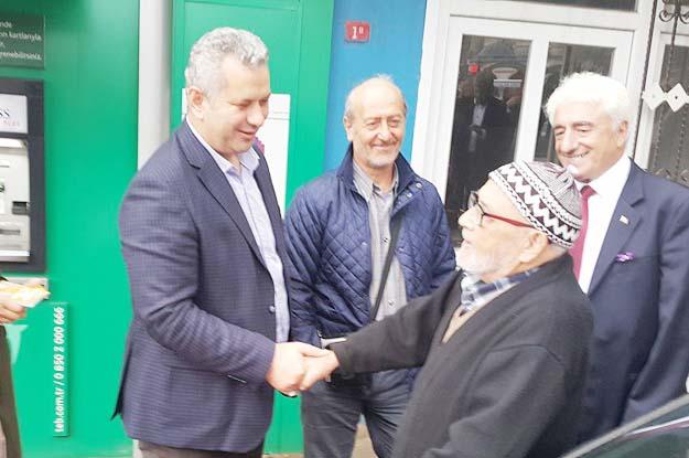 Beykoz'un Giresunlularında Hasan Turan heyecanı
