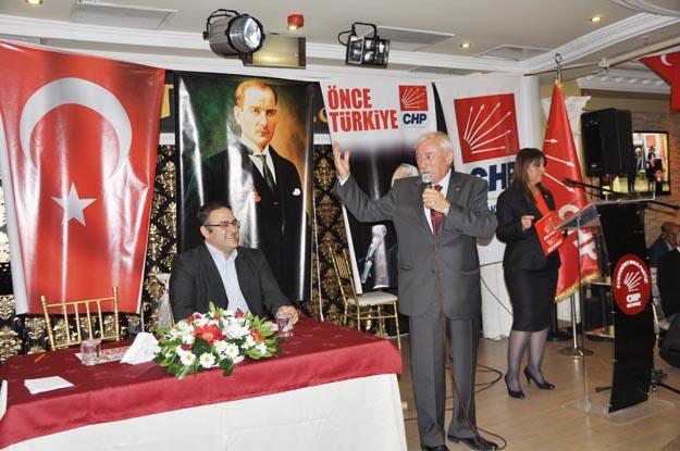 CHP, Beykoz'da 'Önce Türkiye' dedi