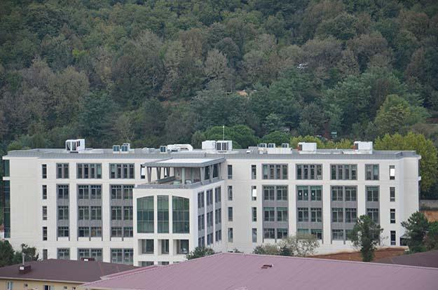 Türk Alman Üniversitesi inşaatı hızlandırıldı