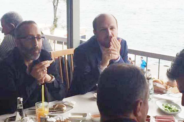 Bilal Erdoğan Beykoz'da görüntülendi