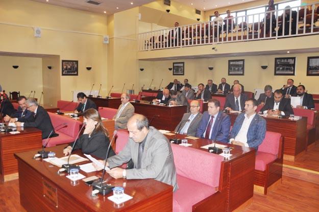 Beykoz'da bir maddelik Meclis oturumu
