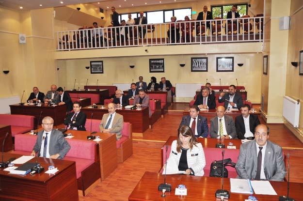 Beykoz Belediye Meclisi Cuma günü için ter attı