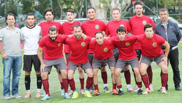 Elmalıspor'da ilk maç heyecanı