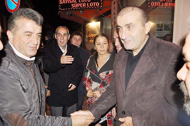 Beykoz KAS-DER CHP'li Akkaya'yı ağırladı