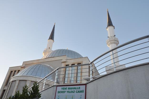 Şeref Yıldız Cami, Beykoz'da ışıldıyor