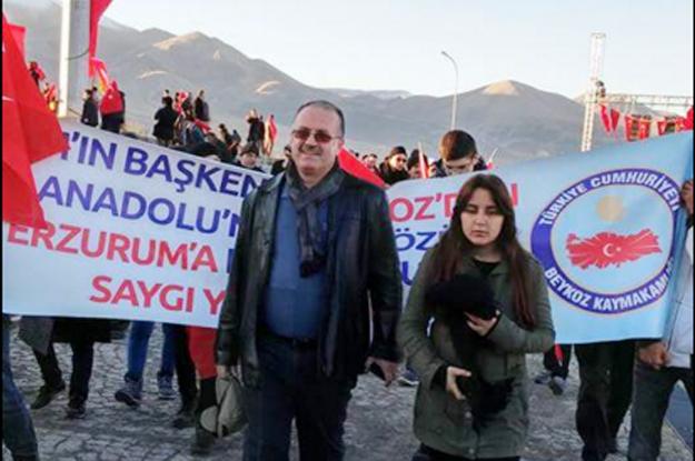 Erzurumlular Beykoz'da bana sahip çıktı