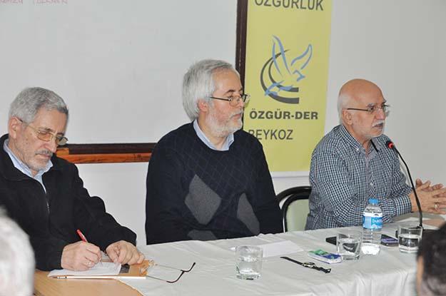 Beykoz Özgür-Der: 'Tek üstünlük takvadadır!'