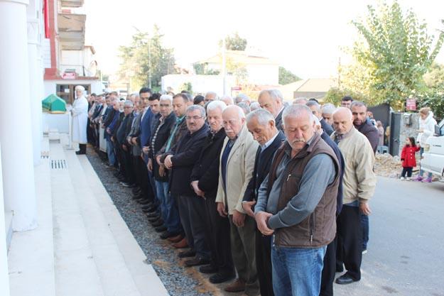 Talip Ercan'ın acı günü