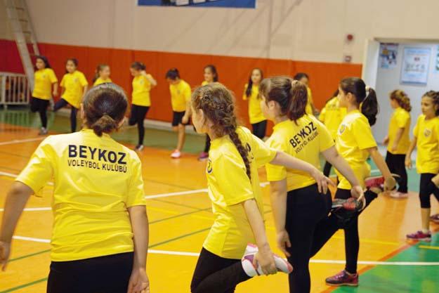 Beykoz Voleybol Kulübü kuruldu