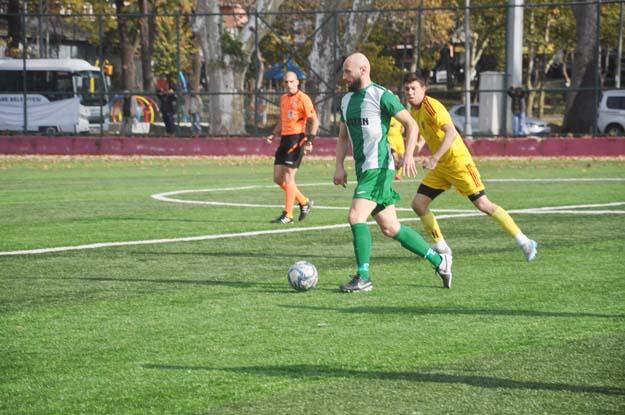 Kavacık'tan Bayburt'a net skor: 3-0