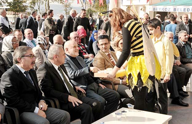 Beykoz'da Bal Festivaline yoğun ilgi...