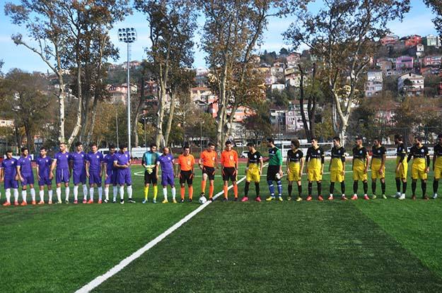 Beykoz'da 21-22 Kasım maç programı