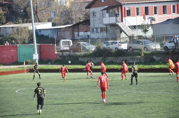 Erteleme de Paşabahçe galip: 2-1