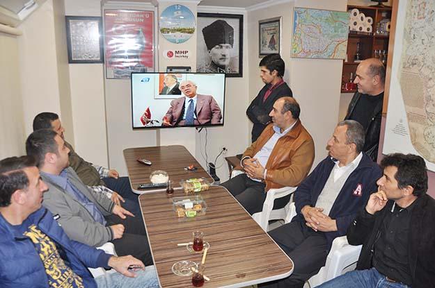 Beykozlu MHP'lilerin toplantıları belgeselle renklendi