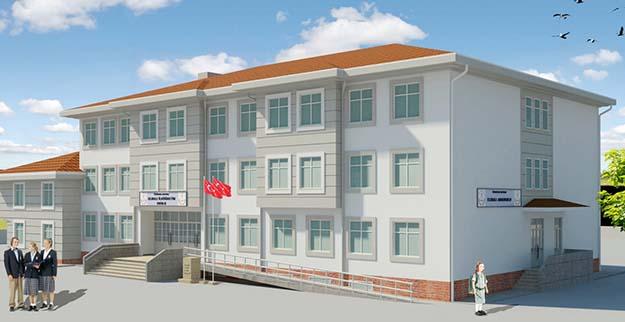 Beykoz Elmalı'ya yeni okul