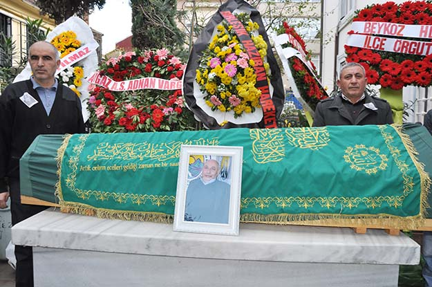 Beykoz KAI Başkanı Metin Yıldız ebediyete uğurlandı
