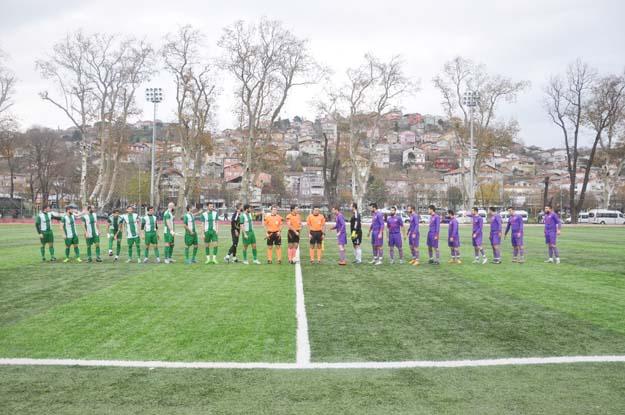 Altı puanlık maç Taksimspor'un