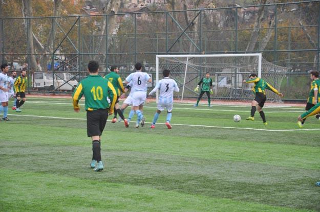 Beykoz Amatörleri 5-6 Aralık maç programı
