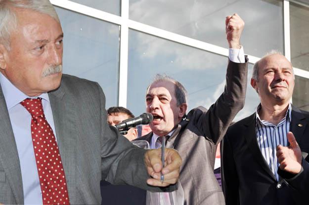 CHP Beykoz'da kongre öncesi delege kavgası
