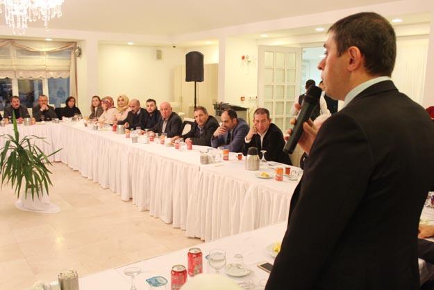AK Parti, Beykoz STK'larını ağırladı