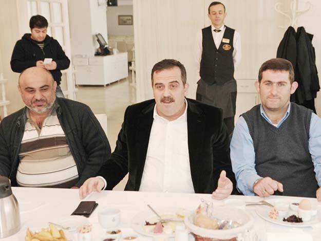 Beykoz Belediye engellilerine 3 Aralık kahvaltısı
