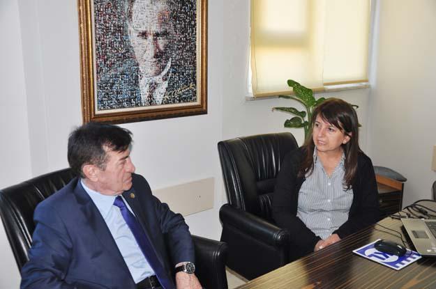 BEDES, Osman Pamukoğlu'nu konuk etti