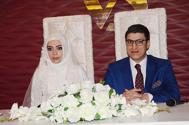 Mustafa Alpay dünya evine girdi