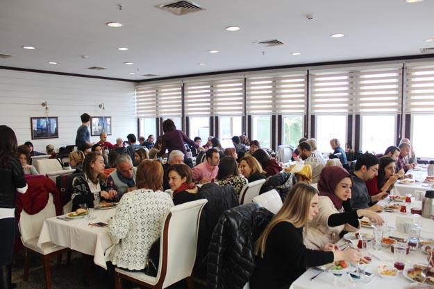 TEGV Beykoz'da Gönüllüler Gününü kutladı