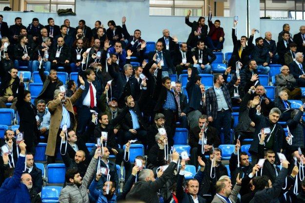 Trabzonspor Yönetimi'ne Beykoz'dan 3 kişi