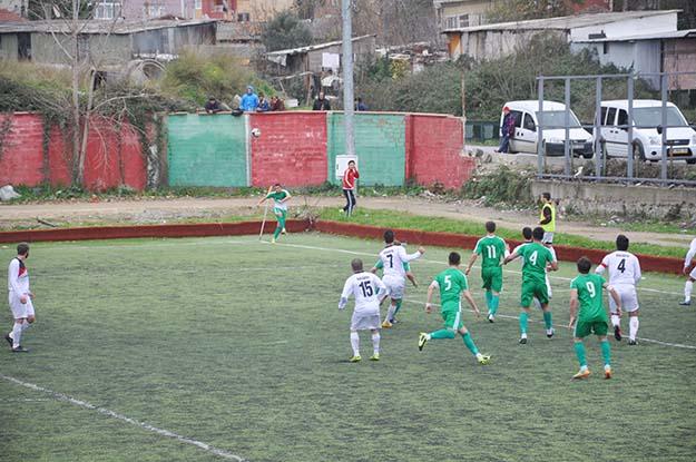 Beykoz amatörleri 12 - 13 Aralık maç programı