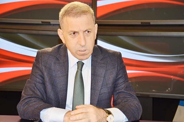 Muharrem Ergül'den basın özgürlüğü uyarısı!!!