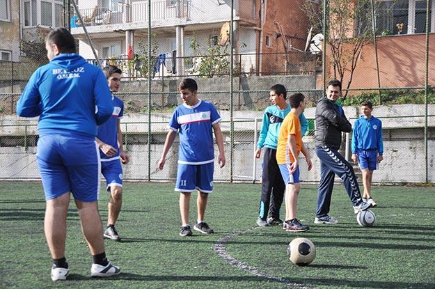 Özel Öğrenciler, Beykoz'u temsil edecek