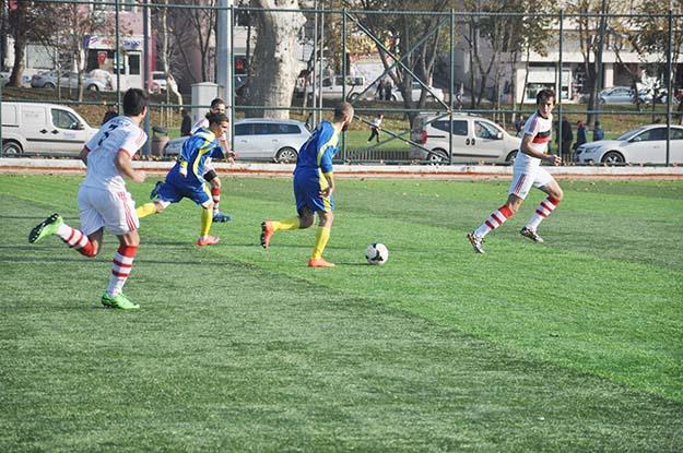 Beykoz'un bu hafta ki maç programı (20 Aralık 2015)