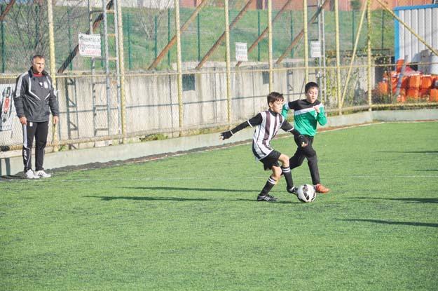 Beykoz'dan Türk futboluna 41 yıldız