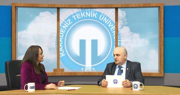 KTÜ TV yayın hayatına başladı