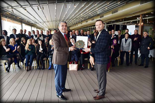 Müdürler Mehmet Abay Başkanlığında toplandılar