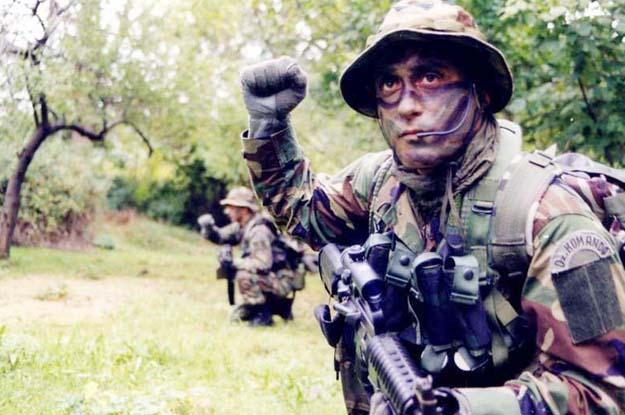 Beykoz'da hedef SAS komandolarıydı