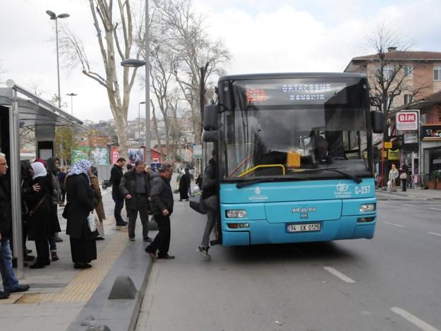 Beykoz'da toplu ulaşım hamlesi