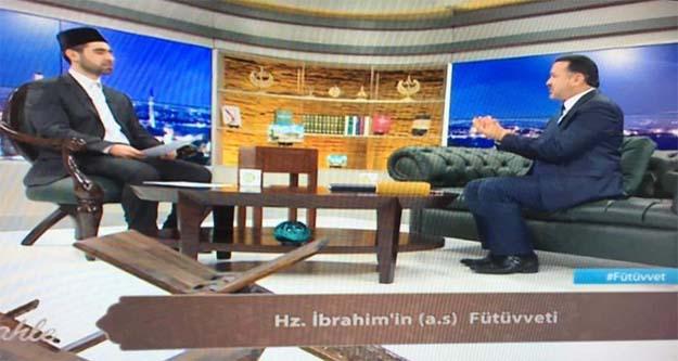Müftü Demirtaş, Semerkand TV'de!