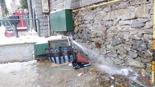 Beykoz'da milli servet sokağa akıyor