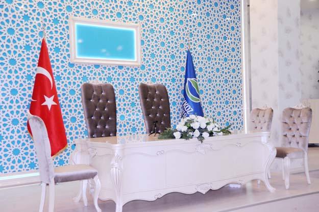 Beykoz Belediyesi Nikah Salonu'nu yeniledi
