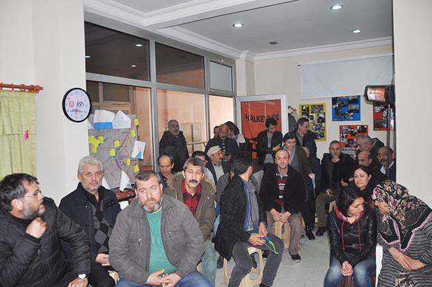 Beykoz Halkevi Ankara Saldırısı'nı unutmayacak