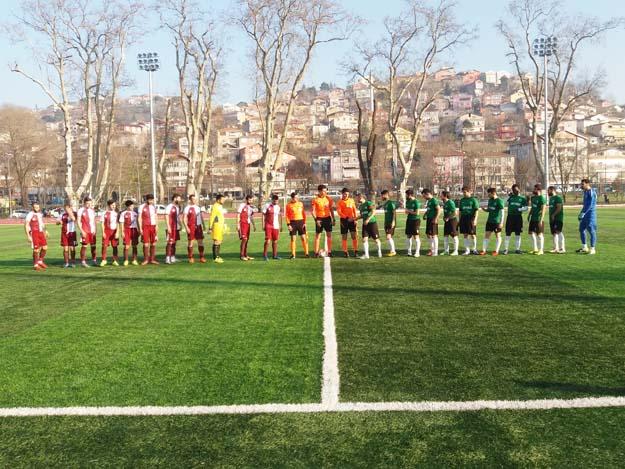 Beykoz Amatörleri 09-10 Ocak maç sonuçları