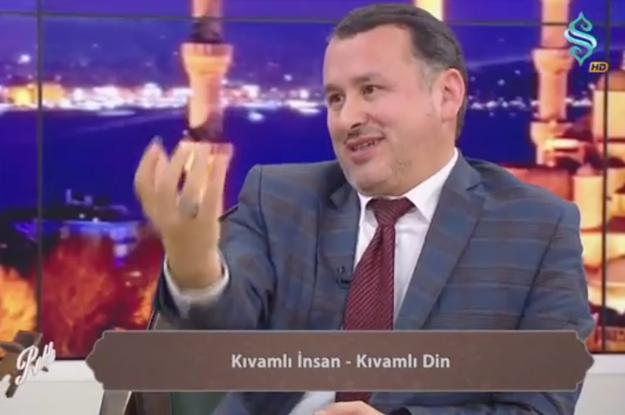 Beykoz Müftüsü Hüseyin Demirtaş'ı mutlaka izleyin