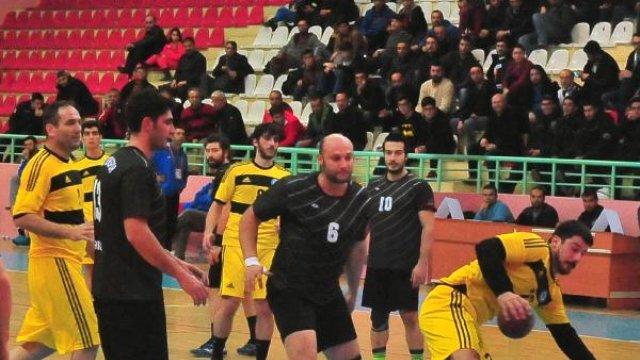 Beykoz hentbolda Yozgat'ı devirdi