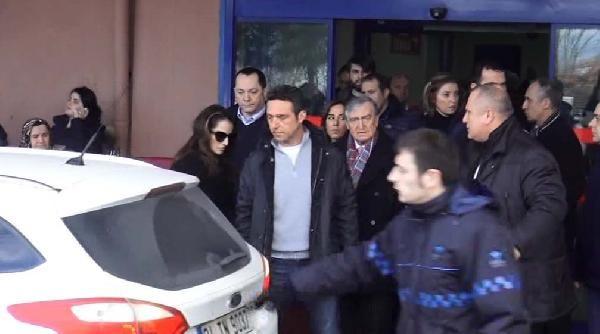 Koç, Beykoz'dan Amerikan Hastanesi'ne götürüldü.