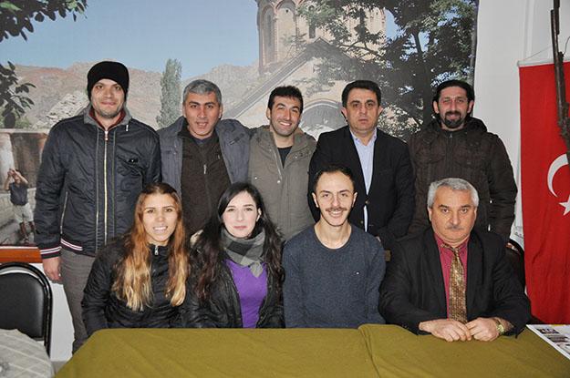 Beykozlu Artvinliler yeniden 'Mehmet Uzun' dedi