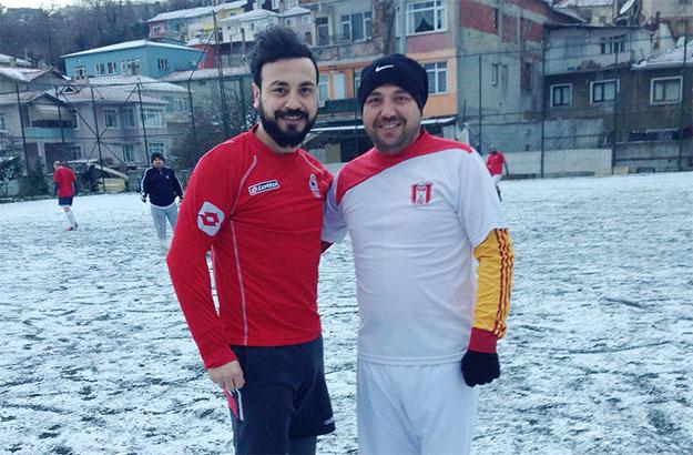 Beykoz'da dostluk sahalara yansıyor