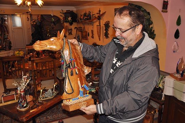 Beykoz'da yaşayan insan hazinesi... Osman Topuz