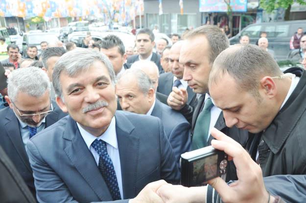 Beykozlu Abdullah Gül'ün acı günü